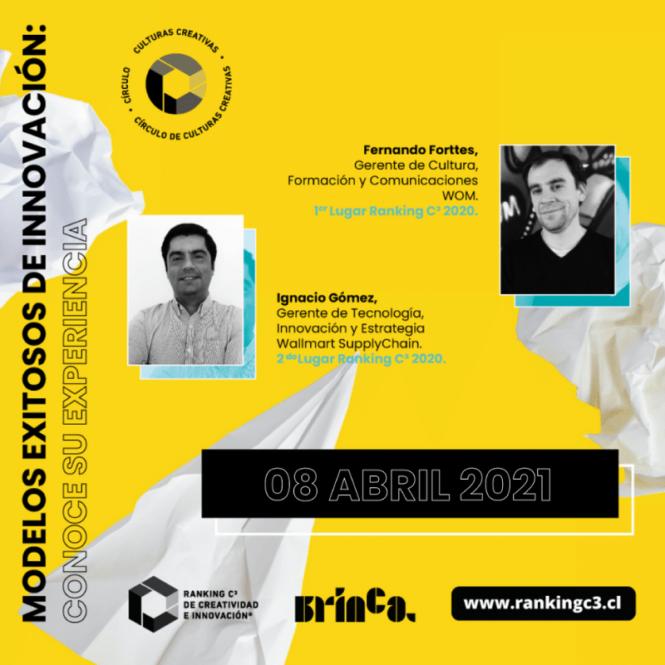 Círculo de Culturas Creativas - Innovación