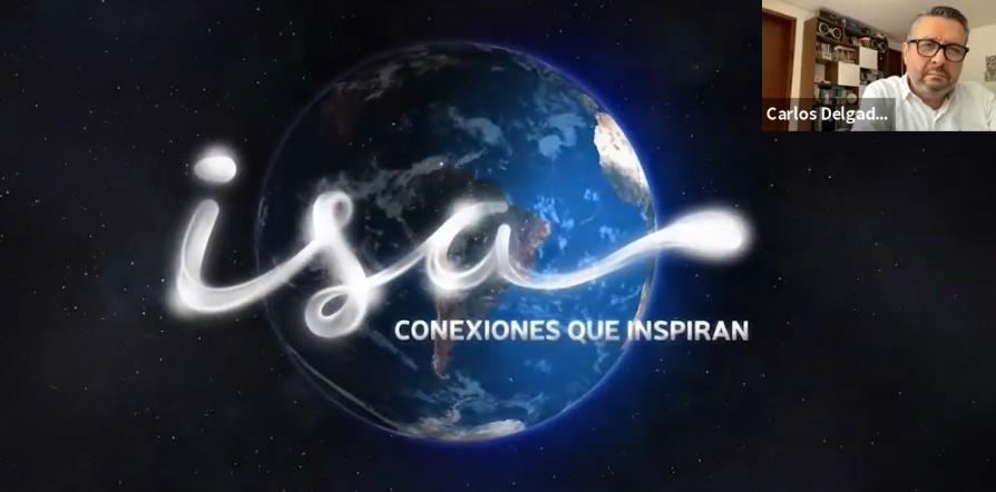 Carlos Delgado, Grupo ISA, Latinoamérica Innovando