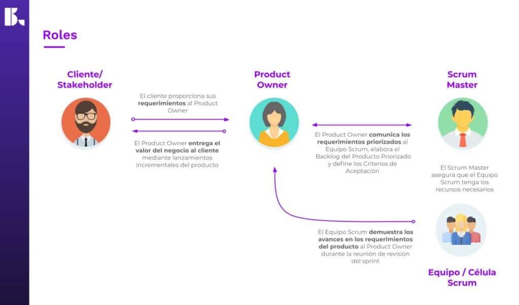 Productividad digital - conformación de roles